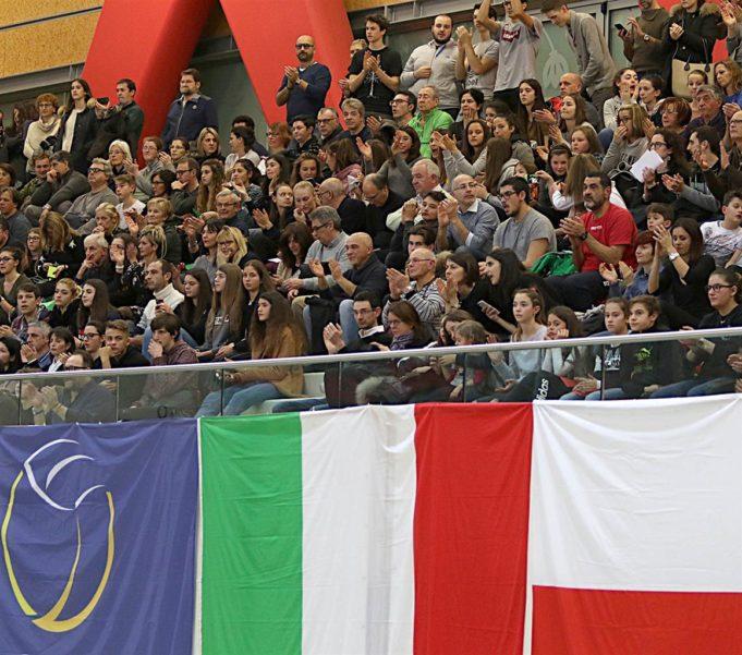 Tutto esaurito a Bassano del Grappa per la Nazionale under 17 femminile