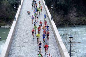 Il passaggio a Ponte Milvio