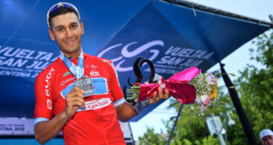 Vuelta a San Juan 2018 - 36th Edition - 6th stage San Juan/Cantoni - Difunta Correa - San Juan/Cantoni 152.6 km - 27/01/2018 - Nicolas Tivani(ARG - Trevigiani Phonix Hemus 1896) - photo Ilario Biondi/BettiniPhoto©2018
