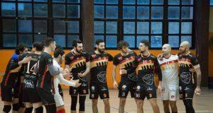La Roma volley esulta con Sabaudia