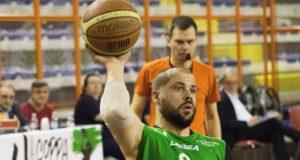 Dimitri Tanghe (S. Stefano) in azione