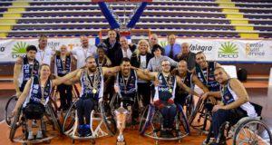 La Briantea con la Coppa Italia 2017