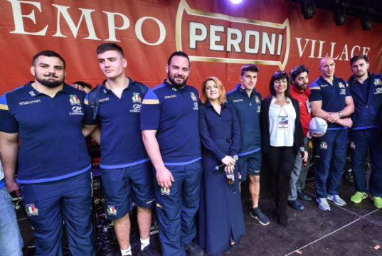 Terzo Tempo Peroni Village Roma 17 marzo 2018 © Francesco Vignali Photography