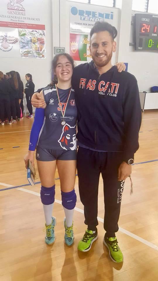 Miriam Lignola e Patrick Mineo