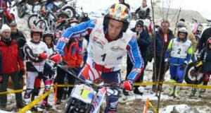Matteo Grattarola Campione Italiano Trial Outdoor in carica