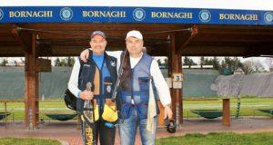 Emanuele Bernasconi e Piero Quagli