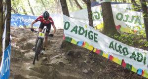 Un momento della gara Juniores del 2017 a Marlene Südtirol Sunshine Race - (Credits: Michele Mondini