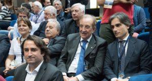 Il presidente Cattaneo a Reggio Calabria con il sindaco Giuseppe Falcomata
