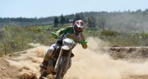 Matteo Cavallo in trionfo a Castelo Branco (Ph. Dario Agrati)