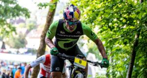 Henrique Avancini è uno dei favoriti dell'ultima tappa di Internazionali d'Italia Series - (Credits: Michele Mondini)