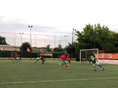 L'azione del primo gol del Senegal contro il Marocco