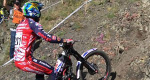 Matteo Grattarola si ripete nel Mondiale Trial2
