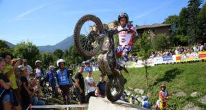 Matteo Grattarola in trionfo a Barzio