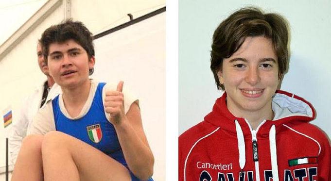 Elisabetta Tieghi e Serena Giorgetti