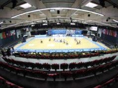 La edel-optics.de Arena di Amburgo, sede del Mondiale