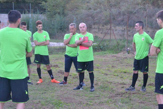 Alfio Nuzzi parla inizio preparazione