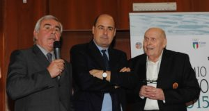Giorgio Rossi di recente era stato premiato dal Coni Lazio