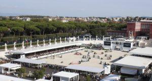 LGCT of Rome - A view of the arena Rome - Stadio dei Marmi, 23rd september 2017 ph.Stefano Grasso/LGCT