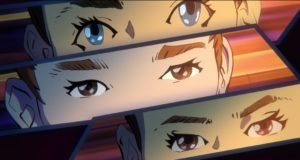 Le azzurre in versione Manga per il promo Rai