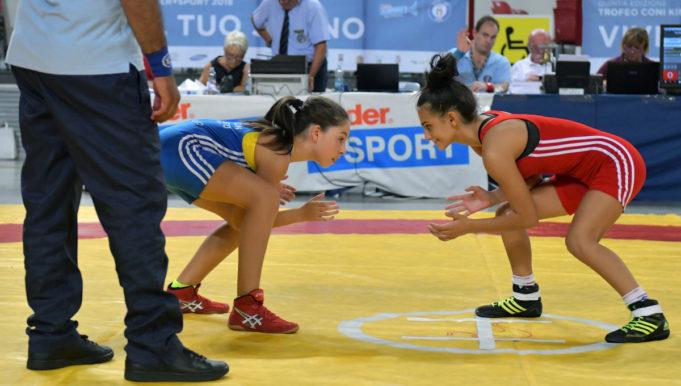 Rimini 21 settembre 2018 Trofeo CONI. © foto di Simone Ferraro