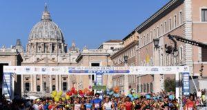 Roma Half Marathon Via Pacis Foto Andrea Staccioli Insidefoto