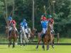 Nella foto una fase di gioco tra Italia e Austria - foto Skinner Photography