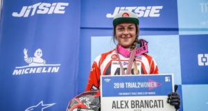 Alex Brancati conquista la FIM Women's Trial2 World Cup 2018 (Ph. TrialGP)