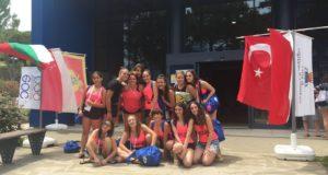 3T Frascati Sporting Village settore femminile