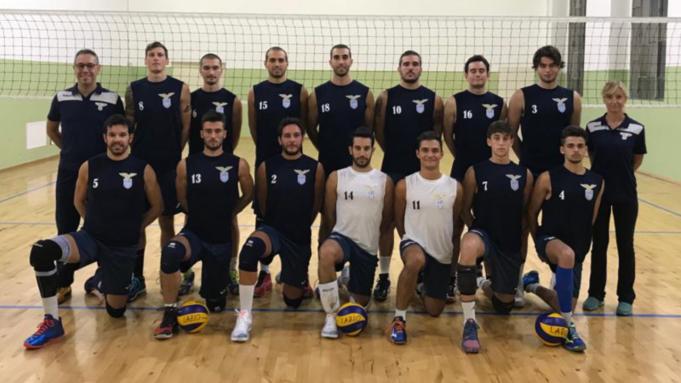 Volley, Lazio, terzo successo consecutivo