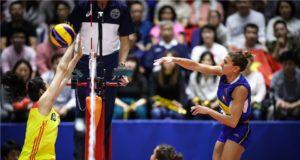 Lucia Bosetti in azione