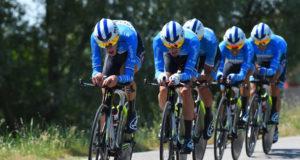 Adriatica Ionica Race 2018 - 1st Edition - 1st stage Bim-Ciclabile del Piave - Lido di Jesolo 23,3 km - 20/06/2018 - Trevigiani Phonix Hemus 1896 - photo Dario Belingheri/BettiniPhoto©2018
