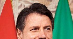 Giuseppe Conte (foto Wikipedia)