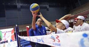 Il Gioca Volley S3 in Sicurezza fa tappa a Udine