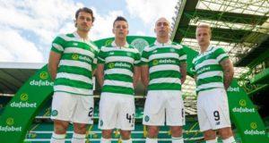 Celtic Glasgow e Dafabet, nuovo sponsor di maglia - foto tratta dal web