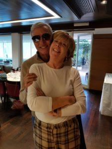 Gianni Zaottini e Patrizia De Paoli