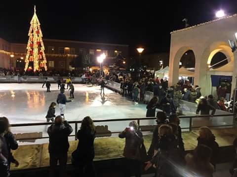Pattinaggio, Ice park, successo continuo nel Lazio