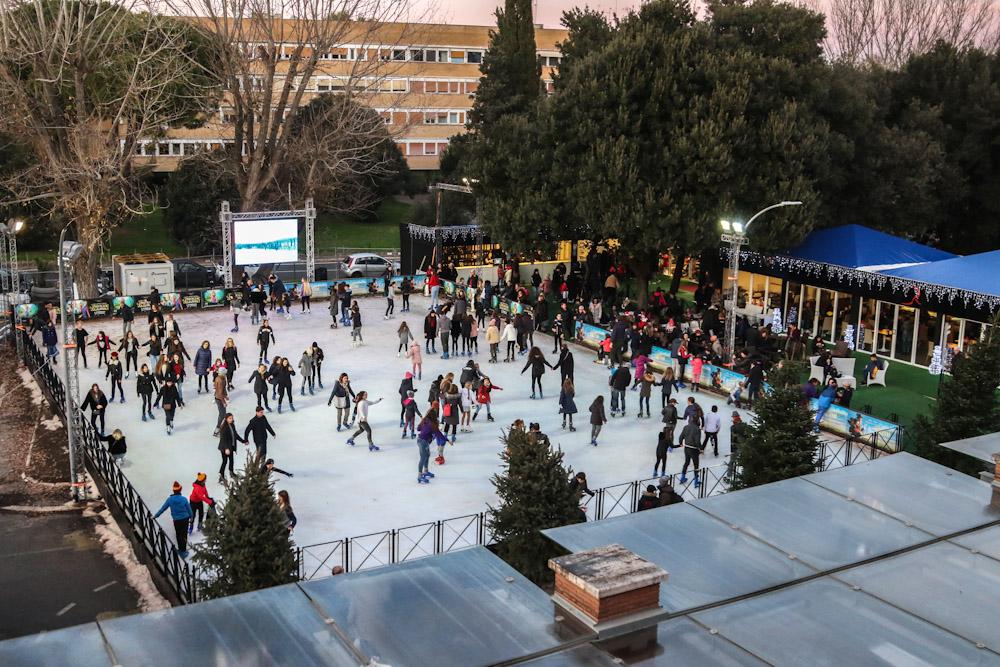 Ice park, nel Lazio sarà un finale di gennaio ricco di sorprese