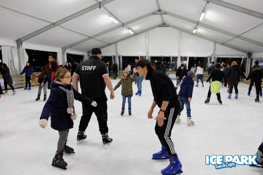 Ice park, gennaio ricco di sorprese