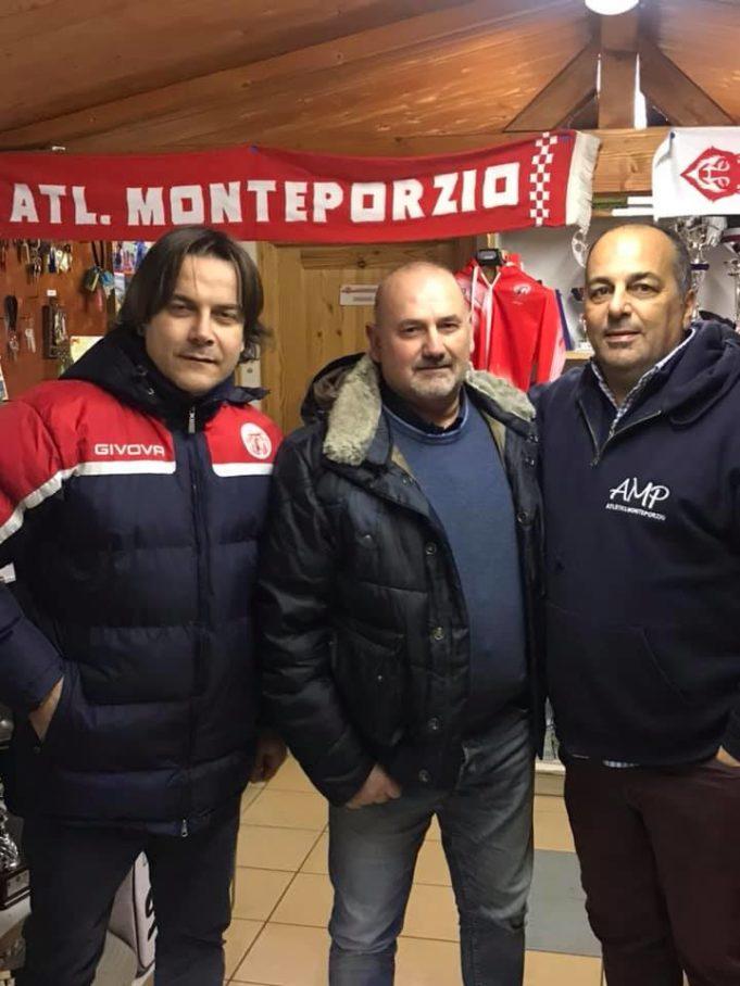 Giancarlo Fornaciari (al centro)