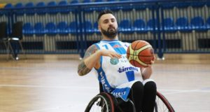 Claudio Spanu, guardia della Dinamo Lab