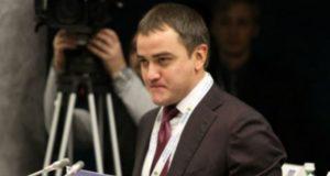 Una immagine tratta dal web del presidente della FFU, Andriy Pavelko