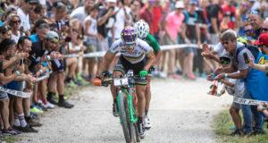 Il Campione del Mondo e Olimpico Nino Schurter prenderà parte al round sammarinese di Internazionali d'Italia Series; (Mondini)