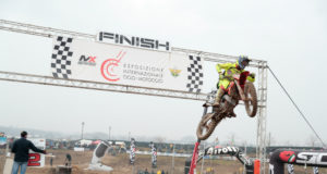 Andrea Bonacorsi ha concluso secondo in campionato