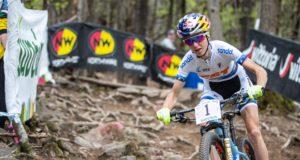 Yana Belomoina in gara al Marlene Südtirol Sunshine Race 2018 - (Credits: Michele Mondini)