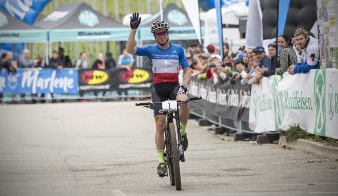 Maxime Marotte è uno degli atleti più attesi al Marlene Südtirol Sunshine Race 2019 - (Credits: Michele Mondini)