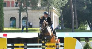 Roma 24 maggio 2018 86' CISO di Roma - Piazza di Siena Premio ENI Scott Brash © foto di Simone Ferraro / CONI