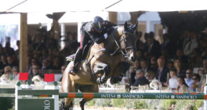 Bruno Chimirri e Tower Mouche / photo CSIO Roma/M.Grassia