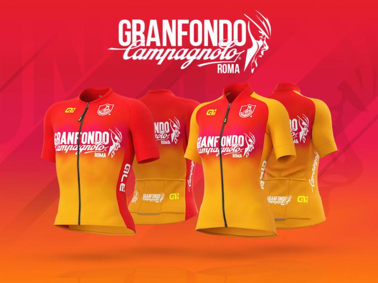 Ciclismo, Granfondo Campagnolo, svelata la maglia dell'edizione 2019