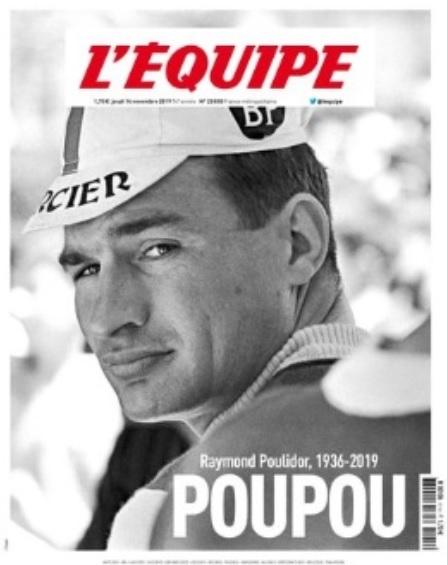 Ciclismo, Francia in lacrime per Raymond Poulidor